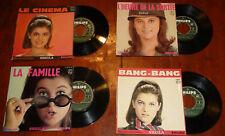 Stock 4 dischi 45 giri vinile - Sheila