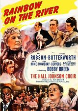 Rainbow on the River (1936) (DVD) Bobby Breen, May Robson, & Charles Butterworth