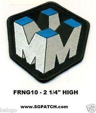 MINI FRINGE MASSIVE DYNAMICS PATCH - FRNG10
