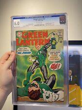 Green Lantern #59 (DC, 3/68) - 1st appearance of Guy Gardner - CGC 6.0