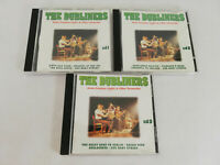 3 x The Dubliners audio CDs. Seven Drunken Nights & Other Favourites. 30 tracks