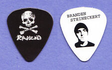 Rancid Branden Steineckert Photo Promotional Guitar Pick