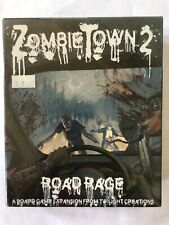 ZombieTown 2: Road Rage A Board Game Expansion from Twilight Creations brand new