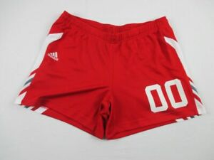 adidas Shorts Men's Red Used Multiple Sizes