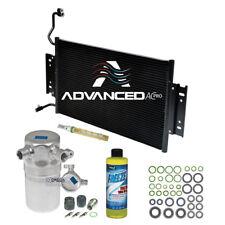 New A/C AC Condenser Kit  Fits: 1999 2000 2001 Chevrolet Malibu V6 3.1L ONLY