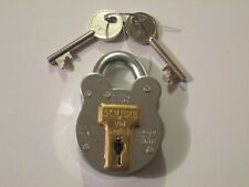 Henry Squire 220 Old English Steel Case Padlock 38mm