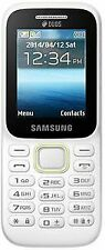 Samsung Guru Music 2 (White) Feature Phone Cell Phone,Keypad Phone,Mobile Phone