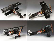 KING AND COUNTRY WW1 Fokker DVII Biplane Leut. Josef Jacobs Jasta 7 FW112 SALE