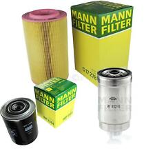 MANN-FILTER PAKET Peugeot Boxer Pritsche/Fahrgestell ZCT_ 2.8 D 230L TDI iDTD