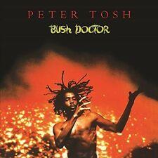 Peter Tosh Bush Doctor LP Vinyl 2014 33rpm