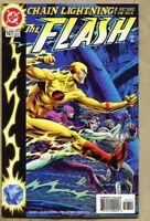 Flash #147-1999 vf 8.0 Chain Lightning Flash Jay Garrick Professor Zoom