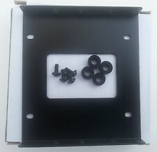"""2.5"""" to 3.5"""" Mounting bracket for HDD  rubber shock absorber and 8 srews, metal"""