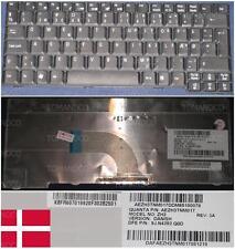 CLAVIER QWERTY DANOIS ACER FERRARI 1000, ZH3, KB.FR607.019, 9J.N4282.Q0D Noir