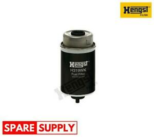 FUEL FILTER FOR FORD HENGST FILTER H319WK
