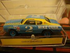 1970 Chevy Chevelle Earnhardt Mike Curb     #2 HO tjet Slot Car