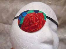 Women handmade eye patch/Roses theme/vision aid/cataract aid/ health & beauty