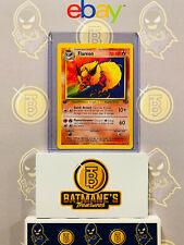 Flareon 19/64 1st Edition Nm Near Mint Jungle Set Rare Non-Holo Pokemon Card