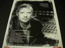 DAVID TICKLE producer relies on DTS 5.1 surround mix 2001 PROMO DISPLAY AD mint