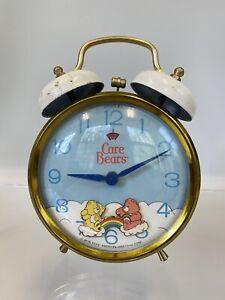 Vintage 1984 American Greetings Bradley Cute Care Bears Alarm Clock Not Working