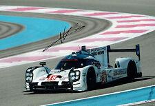 Neel JANI Signed Autograph Photo B PORSCHE World Endurance Driver  AFTAL COA