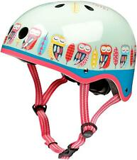 Micro Scooters MICRO SCOOTER OWL HELMET - MEDIUM Outdoor Toy Accessory BNIP