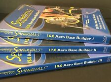 Spinervals Aero Base Builder I II III Competition Indoor Cycling Workout DVD Set