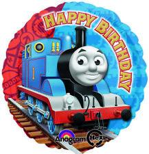 Balloon 18\  Thomas The Tank Engine Happy Birthday Mylar Party Decorations Gifts  sc 1 st  eBay & Unbranded Thomas the Tank Engine Party Supplies | eBay