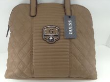 Women's GUESS Large Brown Taupe MICA Shoulder Bag - $98 MSRP - 20% off