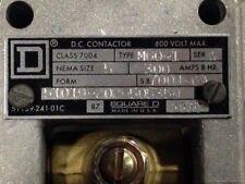 Square D Crane Control Class 7004
