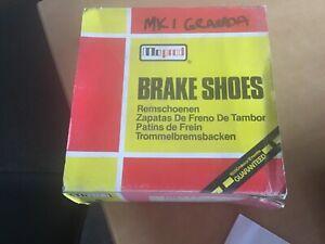 Mk1 Granada brake shoes new and boxed