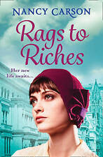 RAGS TO RICHES / NANCY CARSON	9780008191894