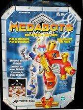 "Medabots Build Your Own Kits 6"" Arcbeetle New Factory Sealed Hasbro Medarot 1997"
