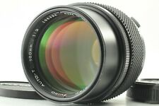 [Near Mint] Olympus OM-System Zuiko Auto-T 100mm f/2 MF Lens from Japan #589