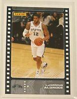 2019-20 Panini Sticker & Card Collection LaMarcus Aldridge San Antonio Spurs #58