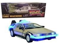 Ritorno al Futuro DeLorean Mark 1 Time machine Back to future II 1/15th Diamond