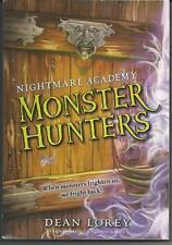 Monster Hunters (Nightmare Academy #1)