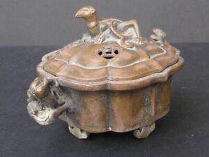 Brûle encens en Bronze de CHINE