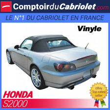 Capote Honda S2000 cabriolet - Toile vinyle