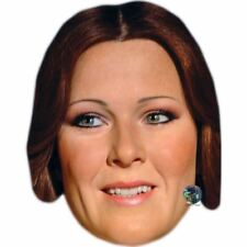 Anni-Frid Lyngstad (Classic) Celebrity Mask, Card Face and Fancy Dress Mask