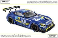 Mercedes-AMG GT3 2016 - Team Black Falcon  NOREV - NO183493 - Echelle 1/18
