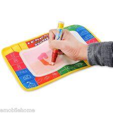 CP1366 29 x 19cm Children Aqua Doodle Drawing Mat + Magic Pen Educational Toy