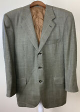Brioni Italy 100% Pure Cashmere Blazer Jacket Sport Coat Suit Separate 42R
