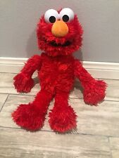 Playskool Sesame Street Play All Day Elmo Interactive Talking Doll - Plush- Fun!