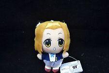 K-On! Key Chain Plush Doll Cat Ears Version Ritsu Tainaka