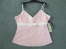 SALE! NWT, AT LAST & COMPANY Size Med Jr. Pink Cotton Top