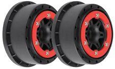 """Pro-Line Split Six 2.2""""/3.0"""" Bead-Loc Wheels for Traxxas Slash 2WD 4WD - 2715-04"""