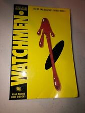 Watchmen by Alan Moore Trade Paper Back Tpb 2005 Printing