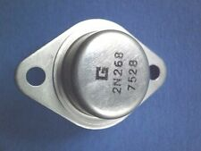 2n268 germanio prestazioni transistor to-3 GPD