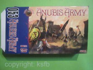 NEU 1:72 Alliance #053 Sagen und Mythen Antike Ägypten Anubis Armee Figuren