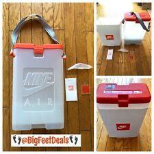 "Nike Air Pressure ""Cooler"" Shoe Box/Pump Packaging/NO Shoes- Mag Robinson Jordan"